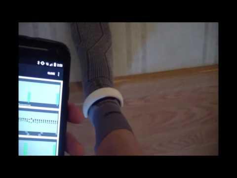 Meet IoT 2015 Hackathon, Sensoria Project