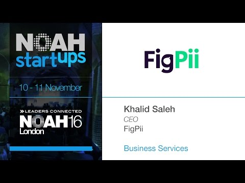 FigPii - NOAH16 London Startup Competition