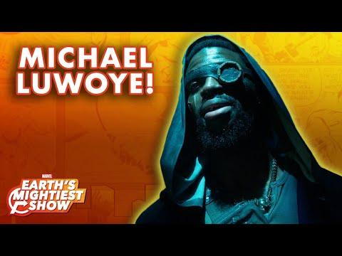 Michael Luwoye Interview & Marvel Karaoke Challenge! | Earths Mightiest Show