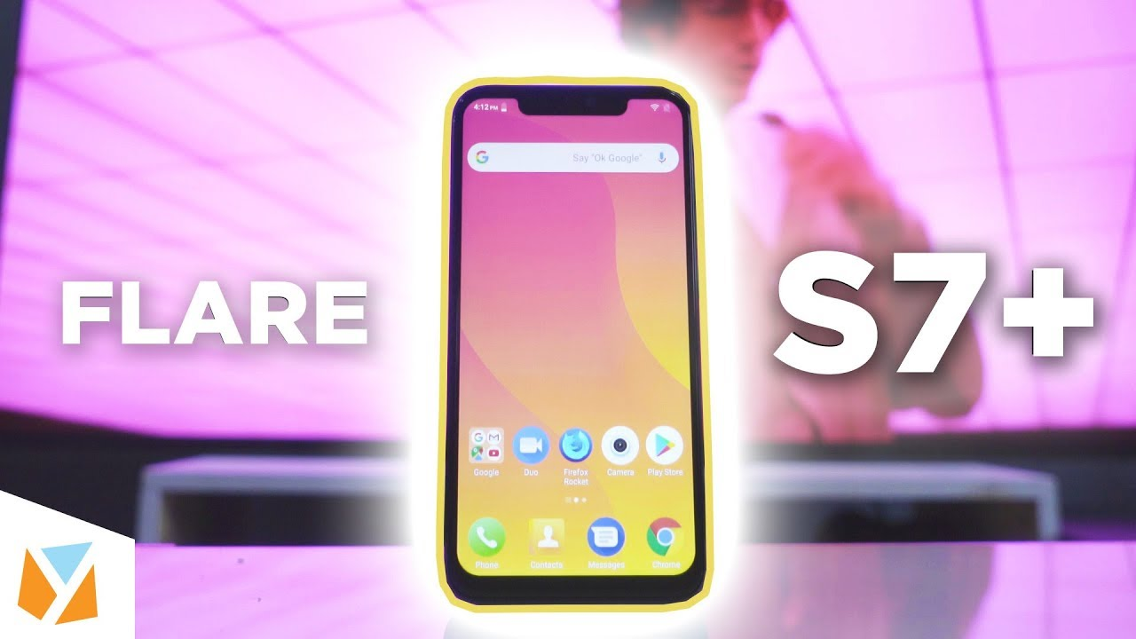 Cherry Mobile Flare S7 Plus Hands-On: Helio P60 on a budget!