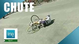 INA   Les plus grosses chutes du Tour de France (Compilation)