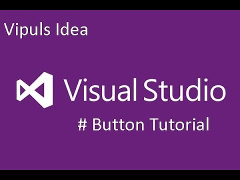 Create a MINIMIZE button tutorial in Visual Studio/Basics