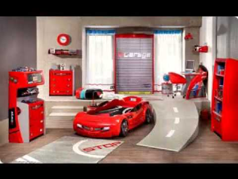Toddler bedroom ideas for boys youtube for Room decor for 5 year old boy