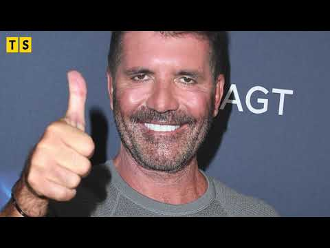 Simon Cowell thanks medics after bike accident