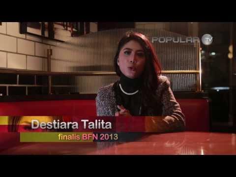 Popular Exclusive Interview : Destiara Talita