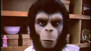 "Roddy McDowall Home Movies | ""Planet Of The Apes"" (1968) 