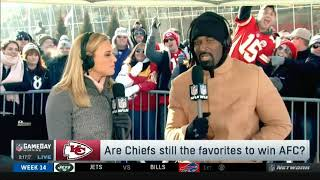 Are Chiefs still the favorite to win AFC?