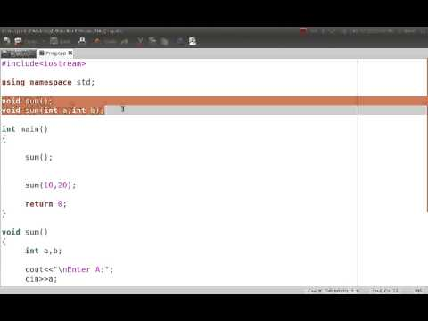 C++ Lesson 8.7 - Inline Functions | FunnyCat.TV