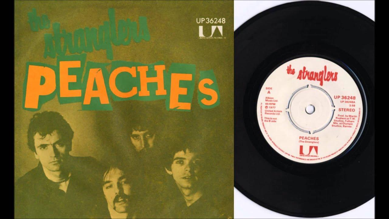 The Stranglers Peaches Vinyl Youtube