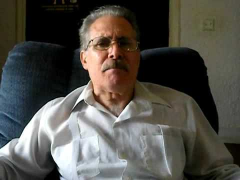 Cuban human rights pioneer Ricardo Bofill denounces torture in Cuban prisons