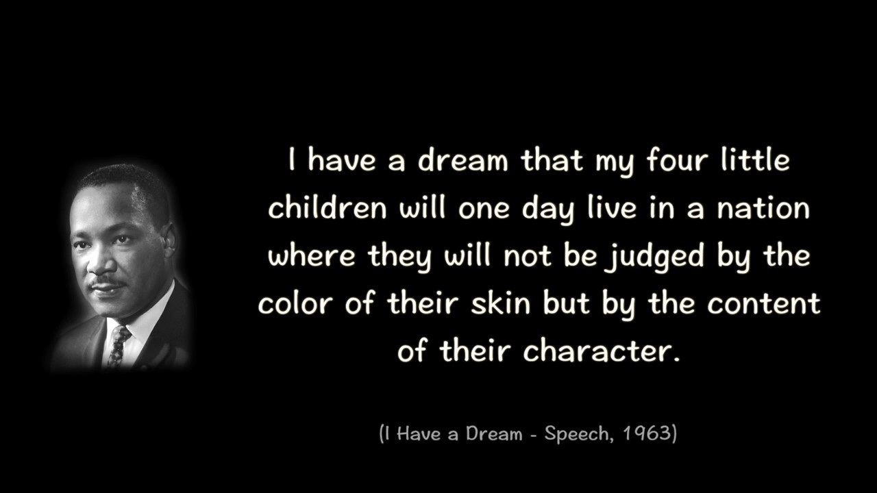 Martin Luther King Jr I Have A Dream Speech Quotes Classy Martin Luther King Jr Top 10 Quotes  Youtube