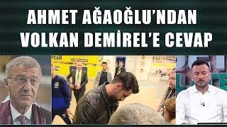 Ahmet Ağaoğlu'ndan Volkan Demirel'e cevap! Otobüsü beklettik gelen olmadı!