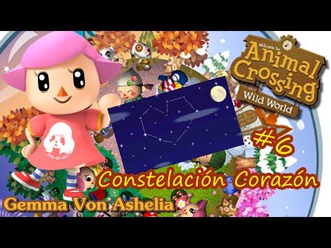 Animal Crossing Wild World -  #6-   Constelación Corazón