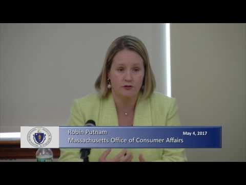 Mass Dept Consumer Affairs: Better Business Bureau Scams Fraud ID Theft May 4, 2017