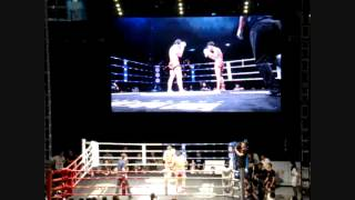 Pakorn P.K. Saenchai Muay Thai vs Jos Ingram Gym