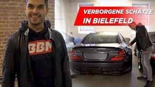 Bielefeld?! Das gibt's doch gar nicht... Zu Besuch im Lenkwerk! BBM Motorsport