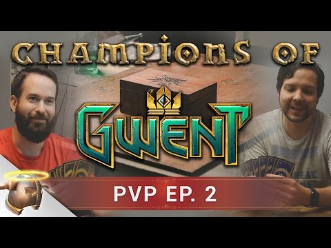 #GWENT CHAMPIONS EP. 2 | PvP Tournament to win the Gwent trophy!