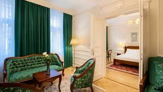 Apartmán De Luxe se dvěma ložnicemi  / Apartment De Luxe, Two Bedroom