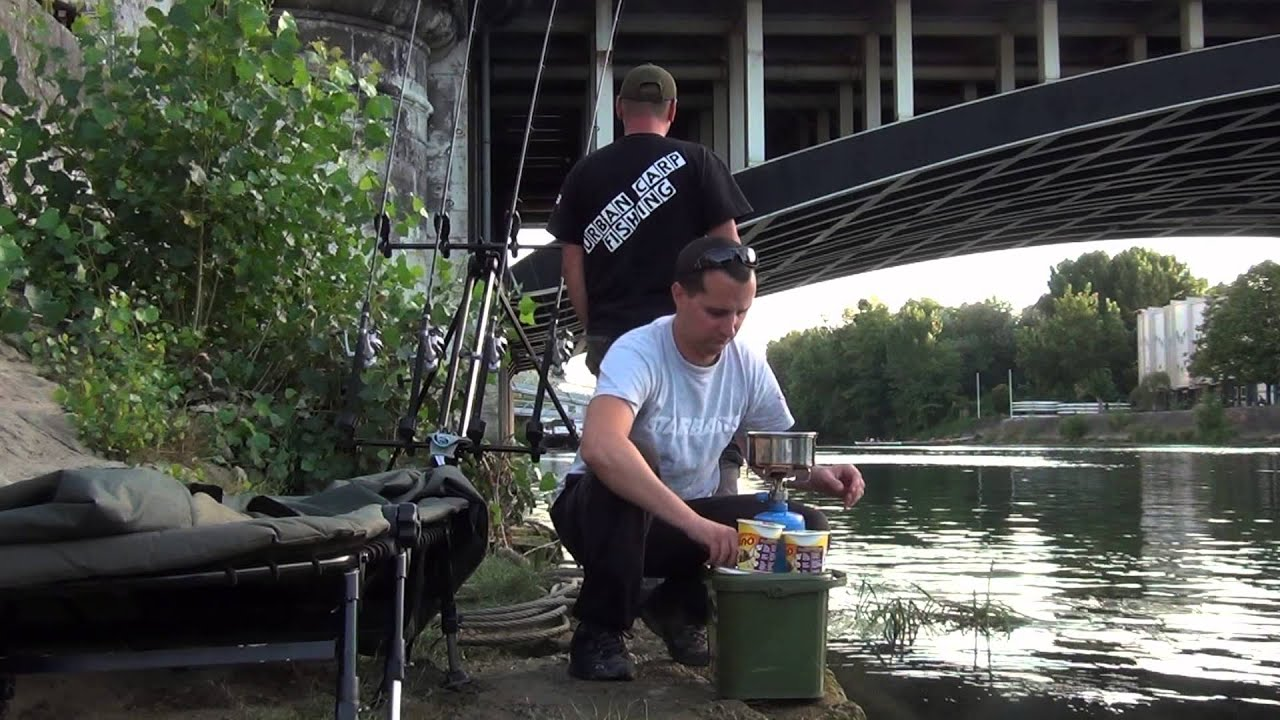 Urban Carp Fishing Partie 4