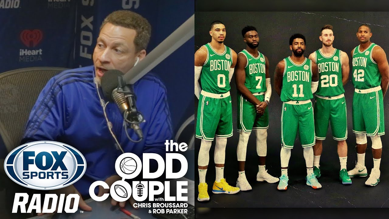 58ace44d38d7 NBA - Are The Boston Celtics Better Off Without Kyrie Irving  - YouTube