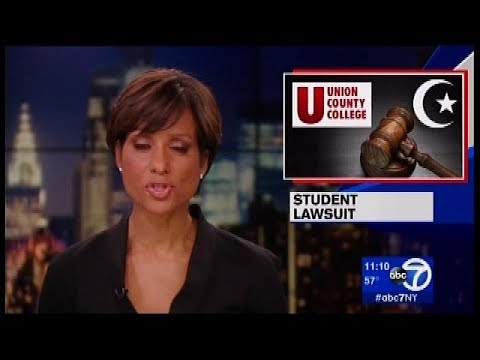 Union County College In NJ Being Sued For Racism