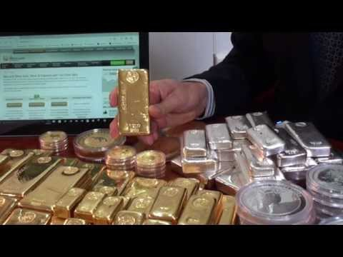 Buy and store precious metal using The Perth Mint's online trading platform