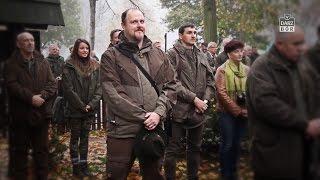 HubertusSpalski 2014 Msza Święta i zbiorka myśliwych - Darz Bór TV