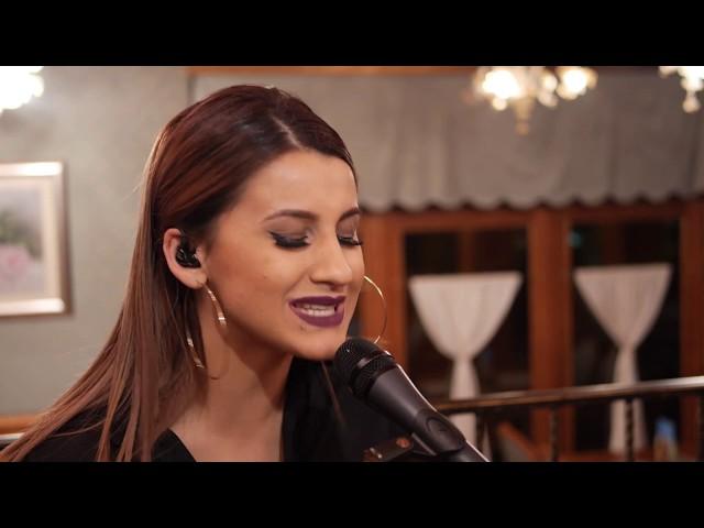 Petar Grašo - Ako te pitaju ( Acoustic cover by Jovana Živkovi?) LIVE
