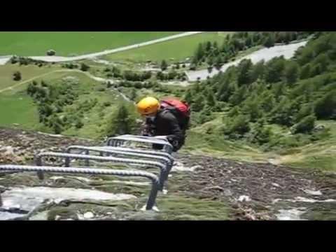 Via Ferrata Bhétaz-Bovard Valgrisenche - Valle dAosta
