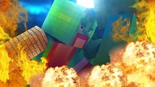 ♫ Top 3 Best Minecraft Songs ♫ - Best Animated Minecraft Music