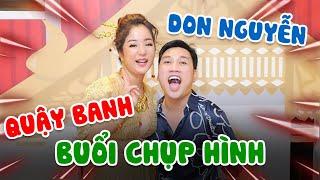 Sau Quốc Thuận thì Don Nguyễn kéo đến quậy banh buổi chụp hình