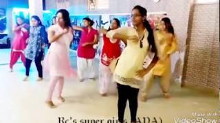 Chitte Suit Te Daag Pe Gaye   Girls Dance video   By Mr.Rc
