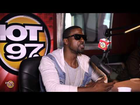 Lance Gross reveals who's spot he wants next on The Angie Martinez Show
