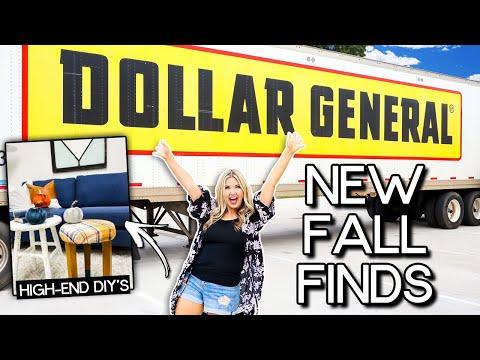 Dollar General BETTER than Dollar Tree? FALL INSANITY!!!