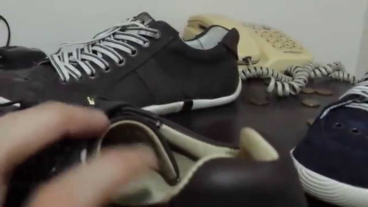 d86659aad6 Tenis osklen original X replica - YouTube