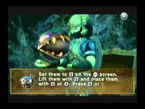 Let's play TLoZ: Twilight Princess [Blind] Part 45 - Boss time