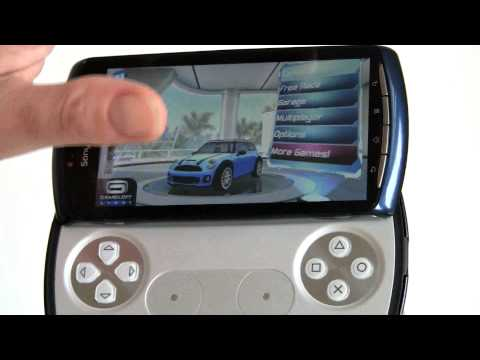Sony Ericsson Xperia Play 4G Review