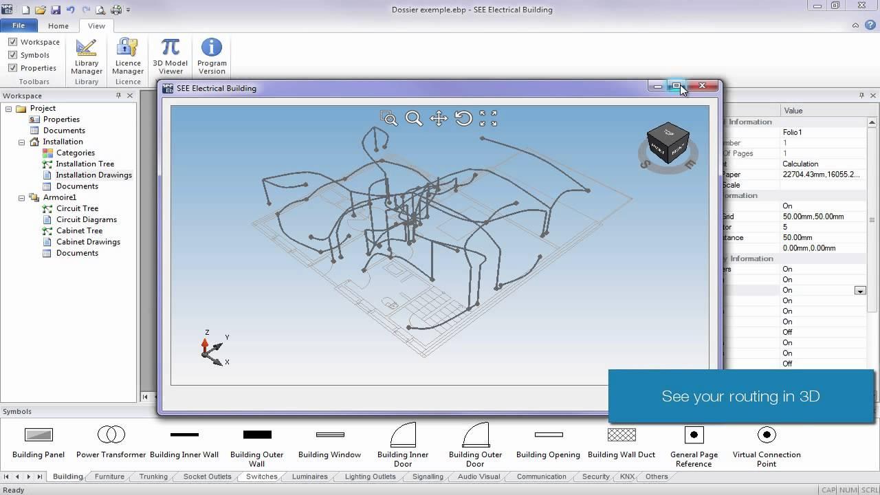 SEE Electrical Building V4 EN - YouTube