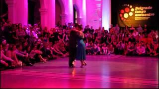 Horacio Godoy and Magdalena Gutierrez @ Belgrade Tango Encuentro 2013 (2/4)