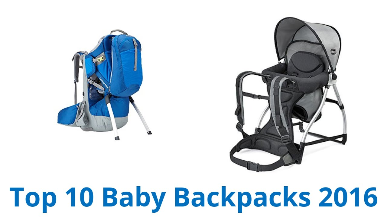 27821c116fc 10 Best Baby Backpacks 2016 - YouTube