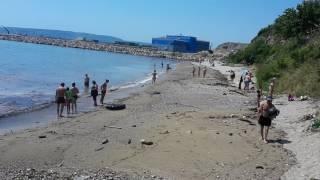 видео Цунами в Черном море