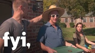 Tiny House Nation: Ten Cubic Feet Of Storage Space  S2, E4  | Fyi