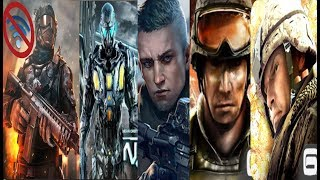 Top 5 Offline FPS Games For Android & iOS 2018   Best Upcoming Offline FPS Games For Android & iOS