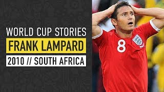 Frank Lampard | England Vs Germany | World Cup 2010 | SPORF