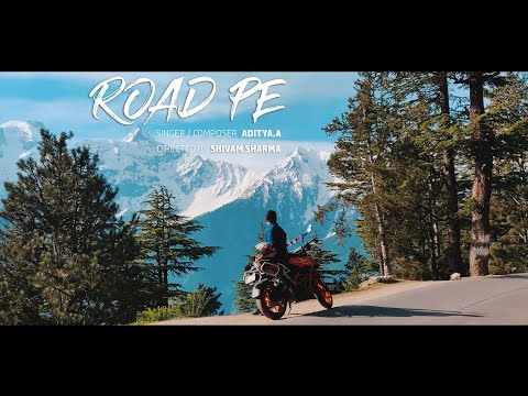 aditya-a---road-pe---feat.-kabir-van-wegen-[-official-music-video-]