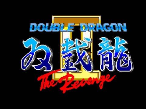 Amigos Plays Double Dragon II:  The Revenge  Commodore Amiga 1989