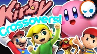EVERY Kirby Crossover! The ULTIMATE Crossover Web is BACK!