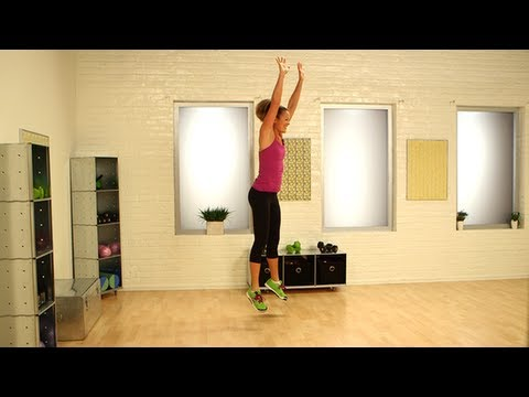 One-Minute Fitness Challenge: Burpees