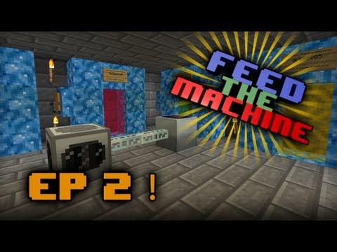 Feed The Machine - EP 2 : Énergie solaire et portails ! :D