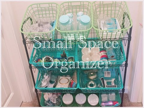 Small Space Organizer Hack